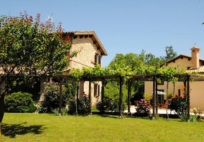 Casale tra le colline marchigiane - Belforte del Chienti - Haus