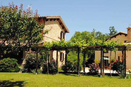 Casale tra le colline marchigiane - Belforte del Chienti