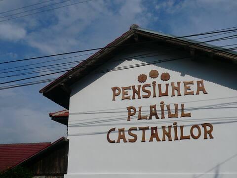 Agropensiunea Plaiul Castanilor