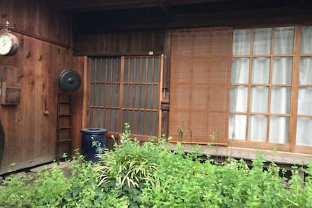Japanese traditional house - 大桑村