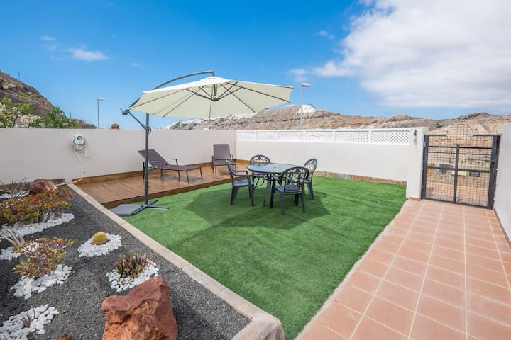 Luxury house close to the beach - Mogán - Huis