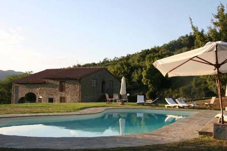 Villa+pool Chianti Rufina - Pastore - Londa