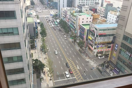 Center of Suwon -3 bedrooms