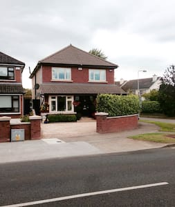 Detached Luxury Home Dublin Suburb - Knocklyon