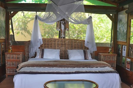 Enduduzweni Tree House - Saint Lucia