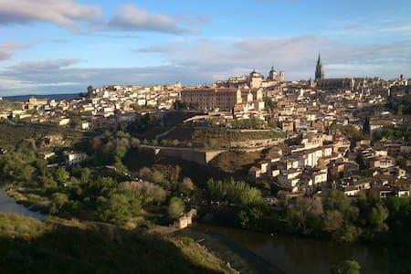 Single room in Toledo - Toledo - Bed & Breakfast