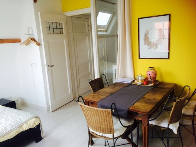 Appartment (2 large sleeping rooms) - Gouda - Apartment