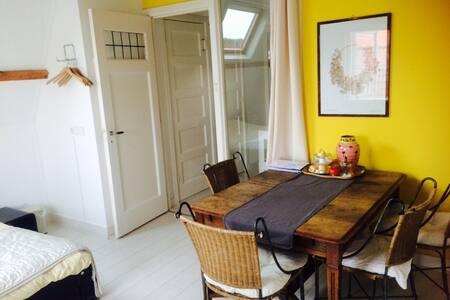 Appartment (2 large rooms) - Gouda - Apartment