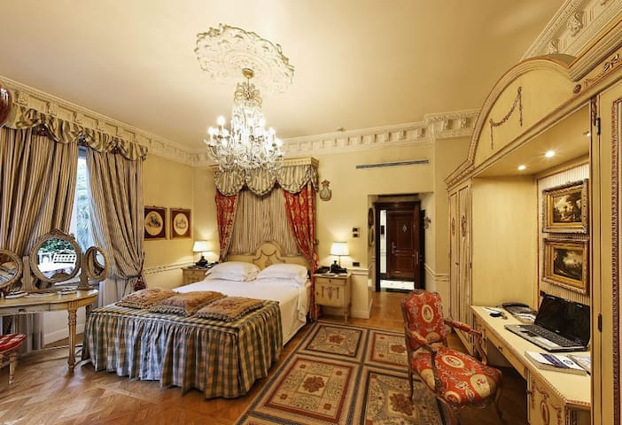 Luxury Suite for 2 w/hotel services - Monza - Bed & Breakfast