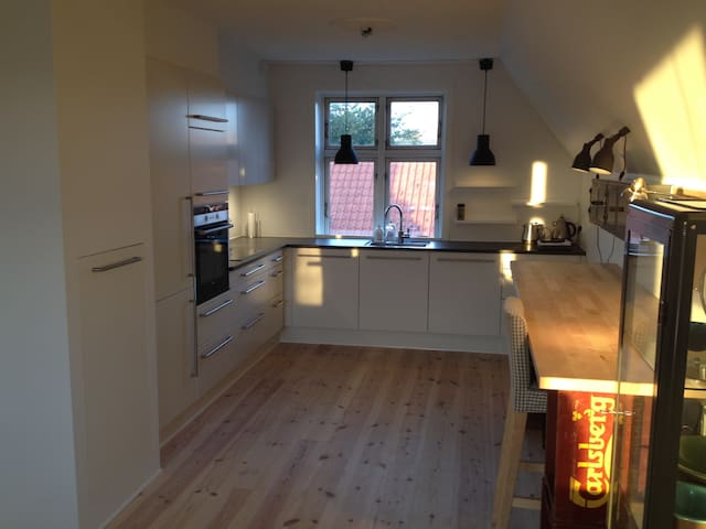 10 mins from city centre - Aarhus - Apartment
