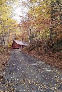 Glebe Acres - a secluded Stowe Hollow chalet - Stowe - House