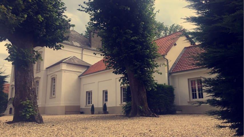 Le Belrain - Beaurainville - Huis