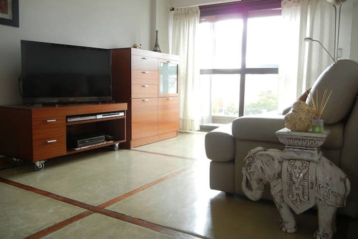 Luxury and big apt for 2 in BA II - Lanús Oeste - Flat