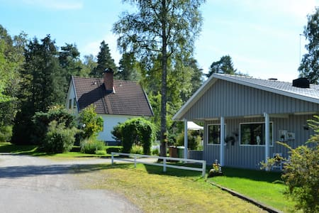 Cozy house close to lakes and forests in Karlsborg - Karlsborg N