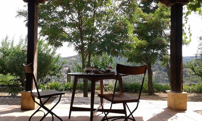 Finca la Solana - Casa rural con encanto - Trillo - Hus