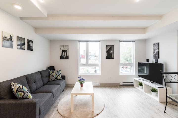Cosy 1bedroom In downtown close to Old Port !
