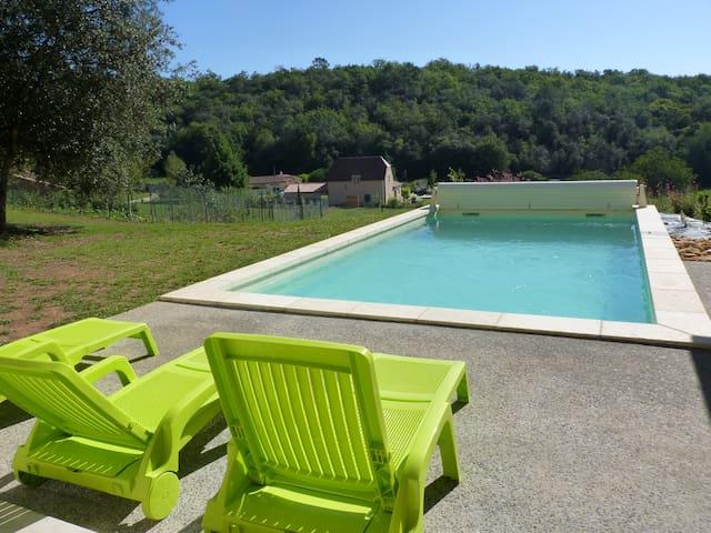Sarlat, Dordogne et piscine privée - Carsac-Aillac - วิลล่า