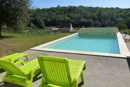 Sarlat, Dordogne et piscine privée - Carsac-Aillac