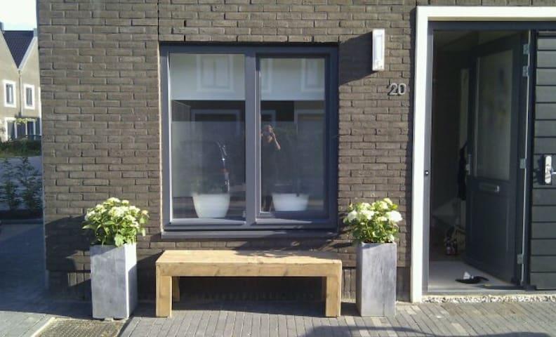 Beautiful house close to Amsterdam