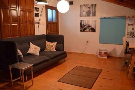 1 Double Bed and 1 Big Couch - Çiftlik Belediyesi