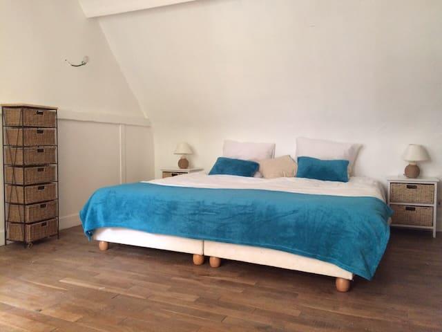 Maison familiale normande/30mn mer - Courtonne-la-Meurdrac - Huis