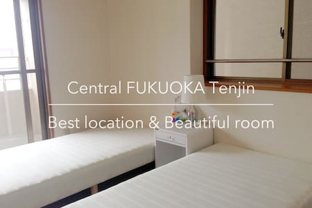 Central TENJIN★★ Beautiful room
