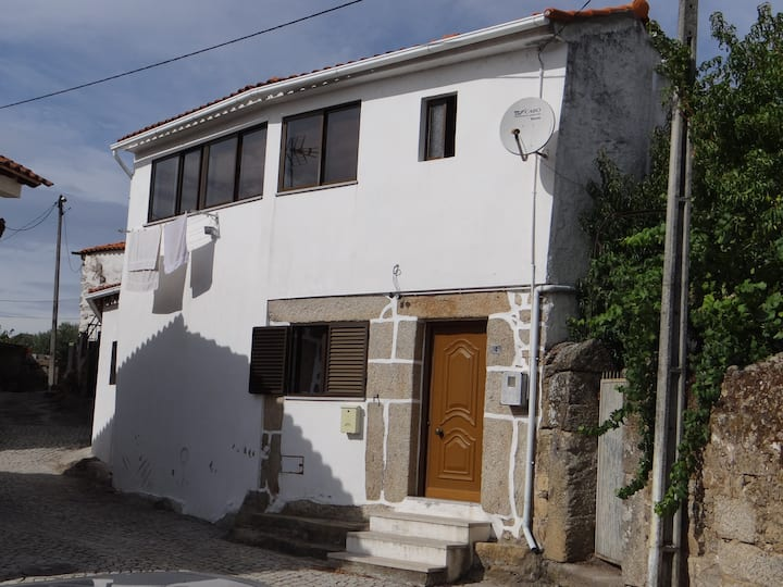 Typical house Rebordelo, Vinhais