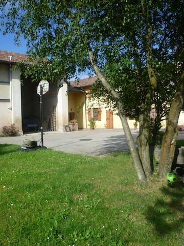 Cascina Grigia - Pavia - Talo