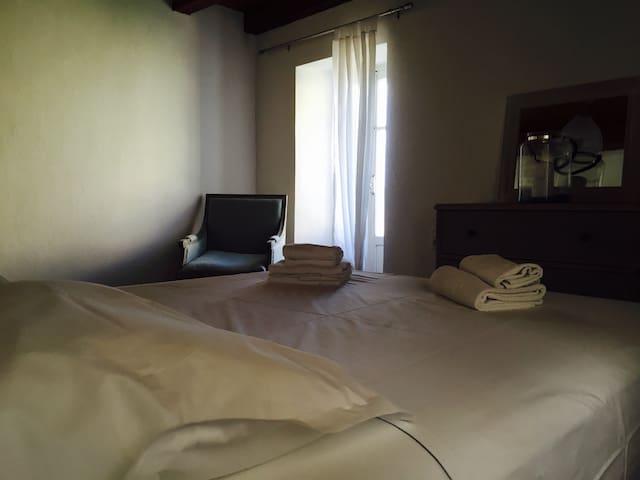 Maison de charme jardin 5mn mer - Figari - Apartament