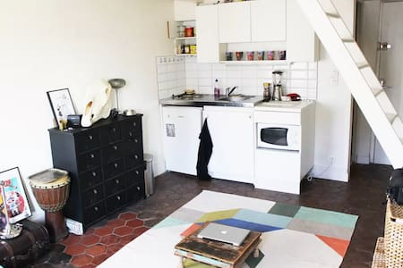 Atypical cosy flat in Paris 9