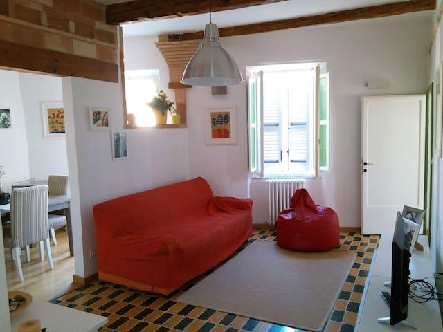CASA LUCA NEL CENTRO STORICO - Osimo - Lägenhet