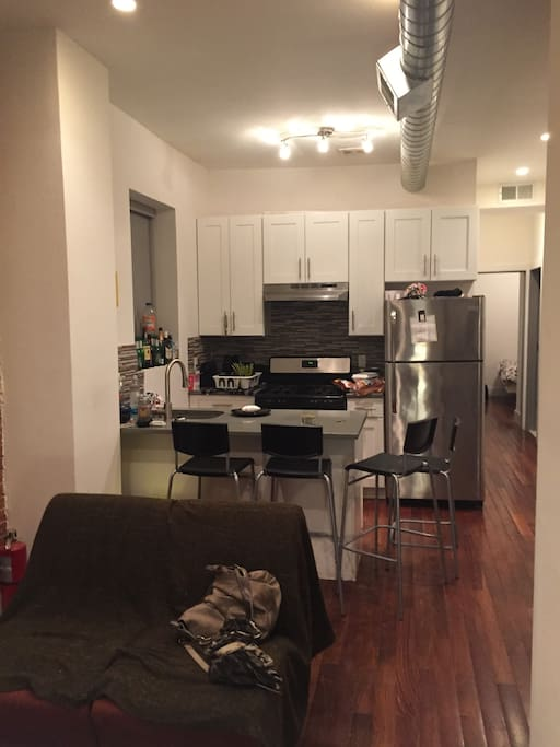 Bel appartement meubl de 75m2 apartments for rent in for Location meuble new york