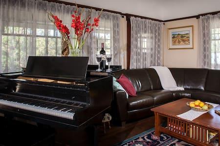 Spring Room at Craftsman Inn - Calistoga