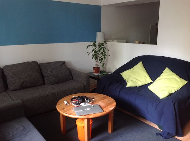 Center of the city - Dresden - Apartment