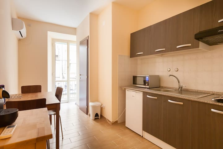 Studio Apartment Termini station