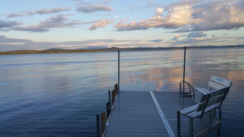 Enjoy the Lake Champlain Islands! - Grand Isle - Casa