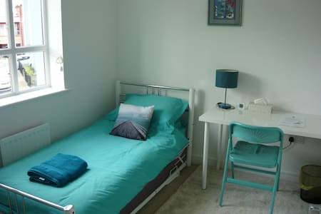 Single room or twin with en-suite - Exeter