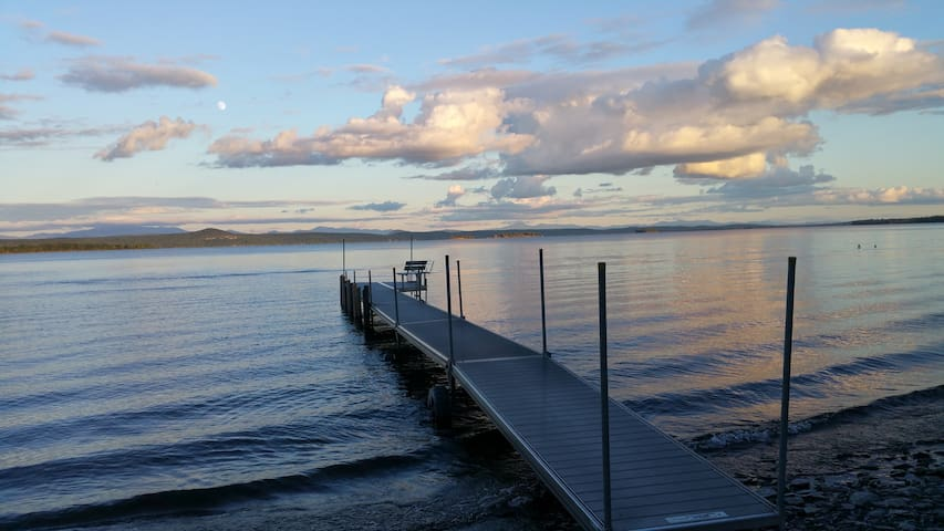 Serenity by Lake Champlain - Grand Isle - Casa