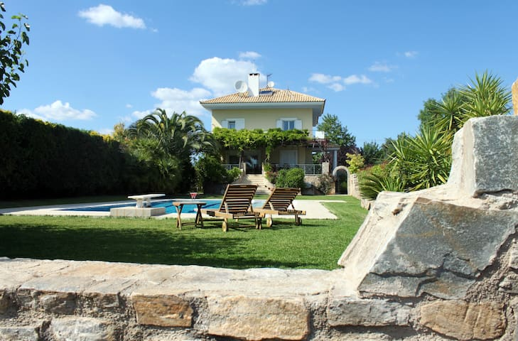 Private Villa - North Athens (near Kifisia) - Athens - Rumah