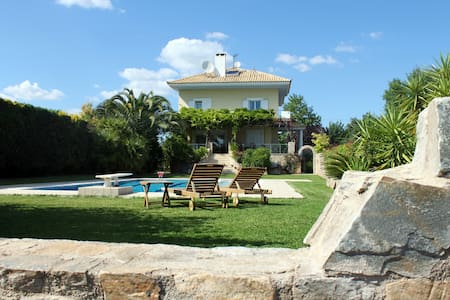 Private Villa - North Athens (near Kifisia) - Ateny