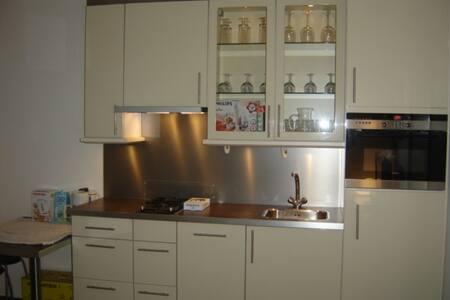 Studio Jordaanplein with kitchen