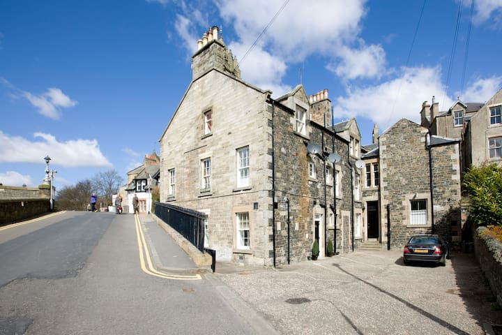 Peebles 3 bedroom Lower Portbrae - Peebles - Apartment