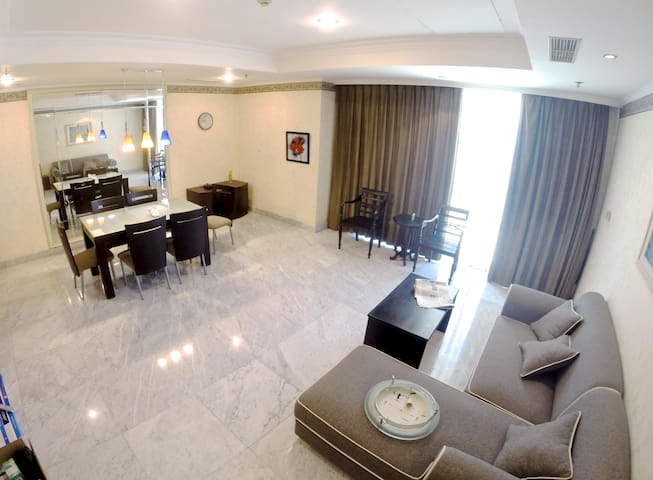 Condo 3BR Heart of the City - Tegalsari