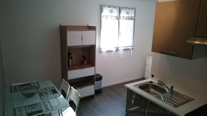 La Martigny - Saint-Germain-sur-Morin - Apartment