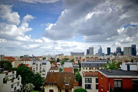 5 étage - La Garenne-Colombes