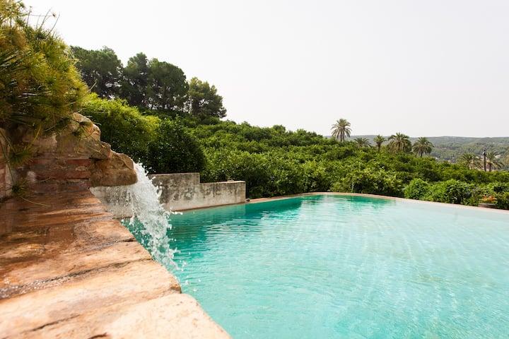 Villa Maria - Spanish Paradise