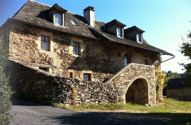 """La Maison de Vigneron"" a 300 yo winegrower house - Saint-Côme-d'Olt - House"