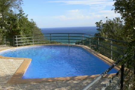 223 Detached house with private Pool - Sa Riera