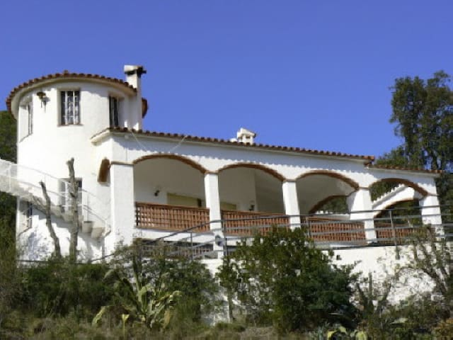 223 Detached house with private Pool - Sa Riera - Hus