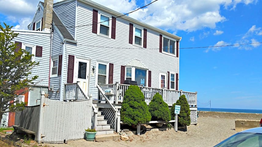 Beach House for 8 Month Rental - Winthrop - House